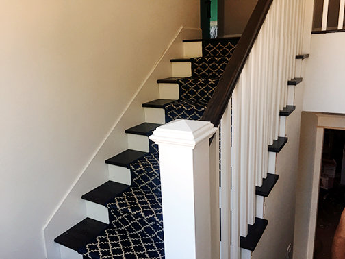 DIY Stair runner – Everything you need to know