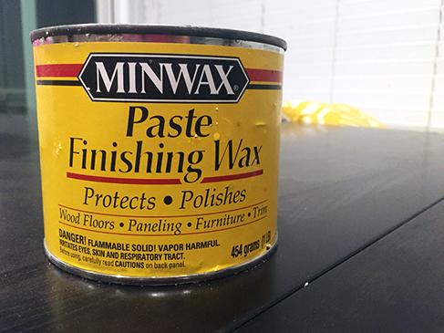 minwax paste