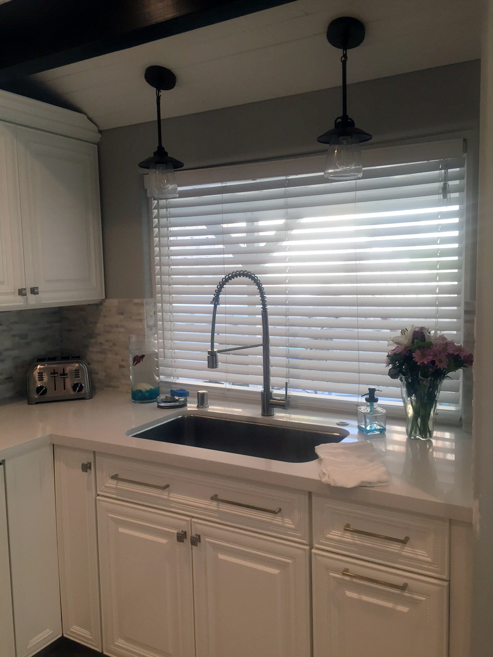 kitchen faucet new