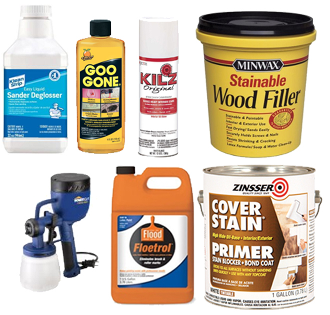 Diy Painting Your Kitchen Cabinets A List Of Everything You Need