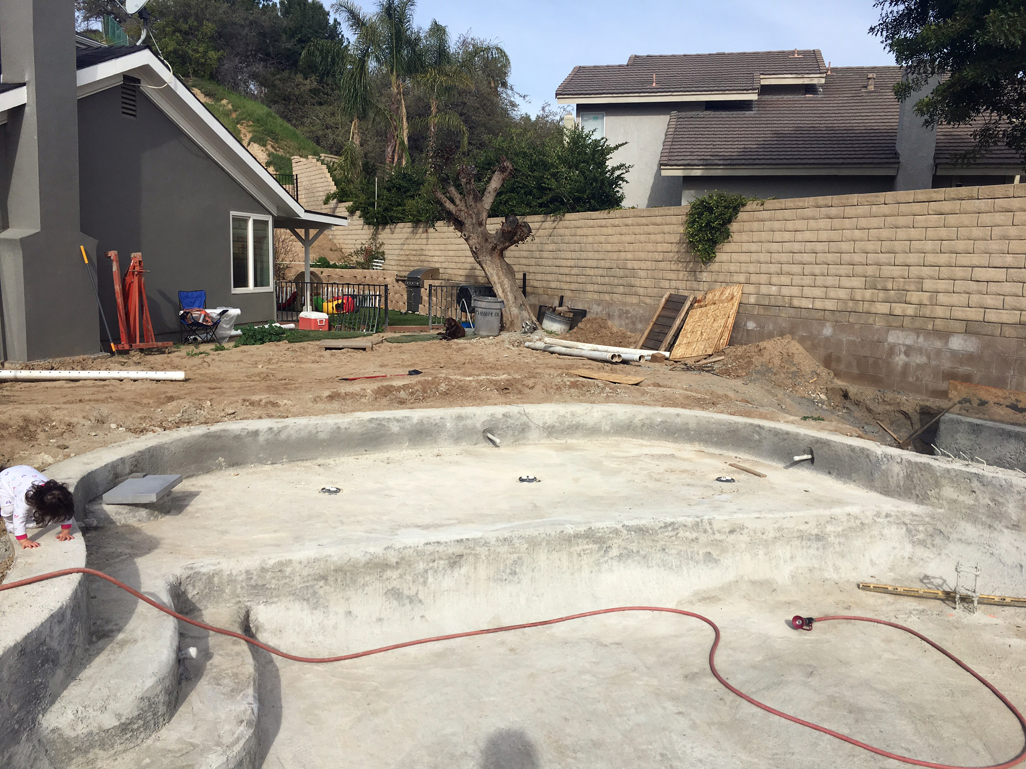 Owner builder socal page 11 for Tallahassee pool builders